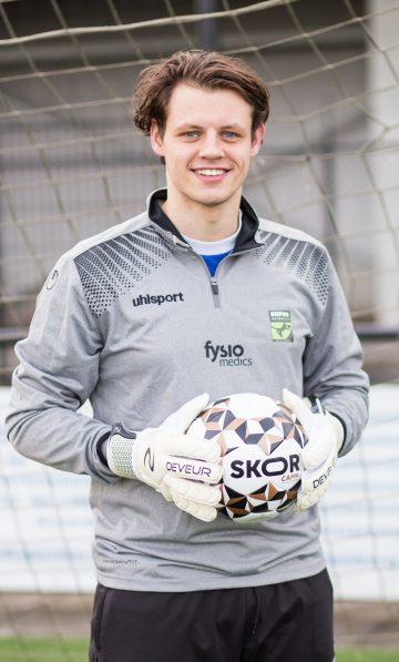 Danny Kemerink op Schiphorst