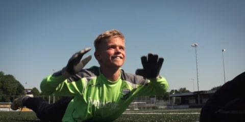 Nieuwsbericht: Promo Film – Keepersschool Regio Twente